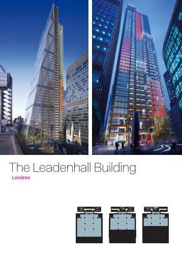 The Leadenhall Building, Londres - Rogers Stirk Harbour + Partners