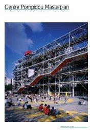Centre Pompidou Masterplan(PDF, 268 KB)