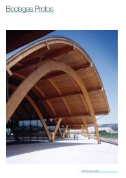 Bodegas Protos Winery - Rogers Stirk Harbour + Partners