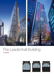 The Leadenhall Building, Londres - Rogers Stirk Harbour + Partners
