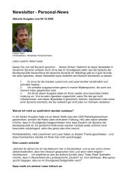 Deutsch sprechen - Laufmalwieder.de