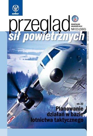 Przegląd Sił Powietrznych 6/12 - Polska Zbrojna