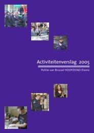 rapport 2005 NL:rapport 2004 - Lokale Politie