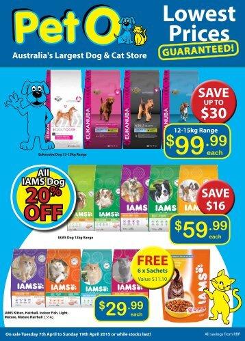 PetO Catalogue April 2015