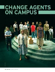 Change Agents on Campus - Association of Performing Arts ...