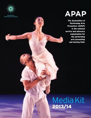 Media Kit - Association of Performing Arts Presenters