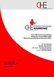 Maschinenbau - Academics.de