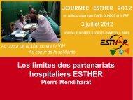 Journée 2012 - Esther