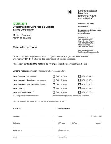 Hotel reservation form for exhibitors hotel reservation form pdf download 56 kb altavistaventures Choice Image