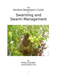 Swarming and Swarm Management