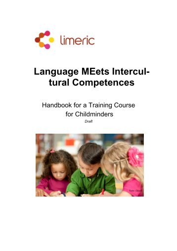 Draft curriculum in English - Limeric