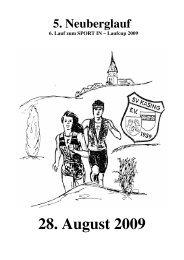 28. August 2009 - SV Kasing