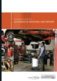 Environmental Action for Automotive Service and Repairs