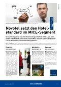 Novotel setzt den Hotel - Certified.de - Seite 7