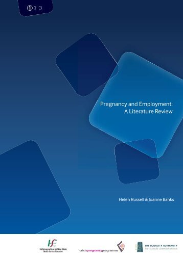 Pregnancy and Employment: A Literature Review - Crisis Pregnancy ...