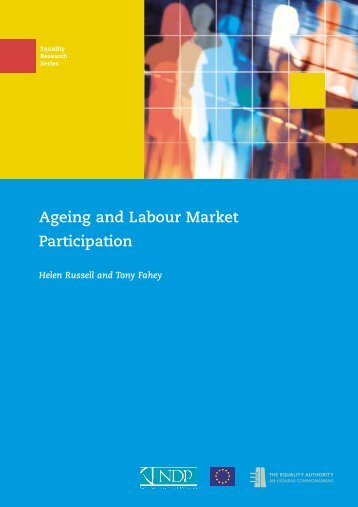 Ageing and Labour Market Participation - European Social Fund ...
