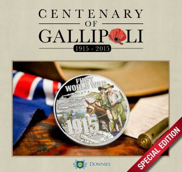 Centenary of Gallipoli