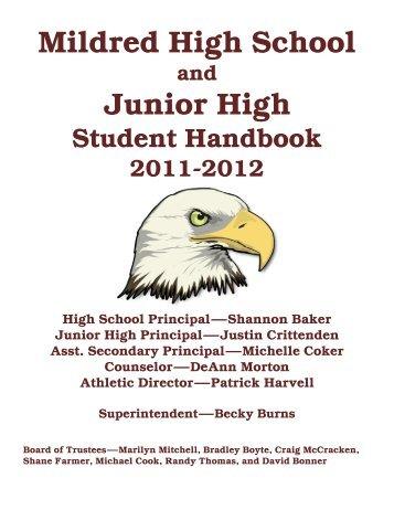 Mildred High School Junior High - Mildred ISD