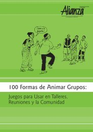 100 Formas de Animar Grupos: Juegos para usar en talleres ... - icaso