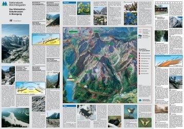 Das Wimbachtal - Nationalpark Berchtesgaden