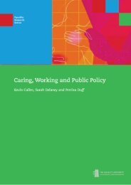 Caring Working and Public Policy.pdf - Equality Authority