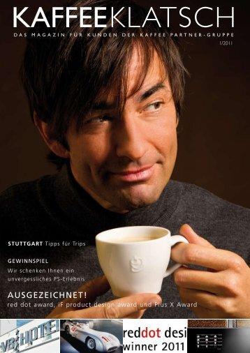 Kaffeeklatsch Mai 2011 (PDF-Datei) - Kaffee Partner
