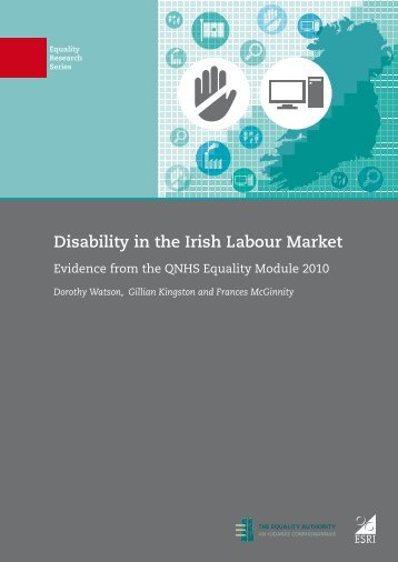 Disability in the Irish Labour Market - Equality Authority