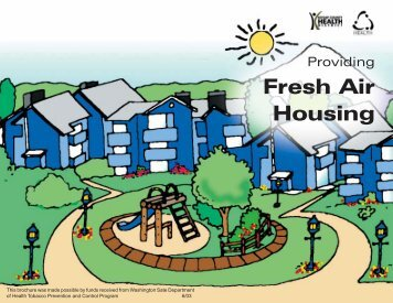 Fresh Air Housing - 2003 National Conference on Tobacco or Health