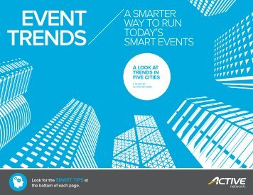 Event Trends Report 2013 - ACTIVEevents.com