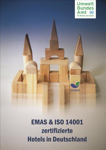 EMAS & ISO 14001 zertifizierte Hotels in Deutschland