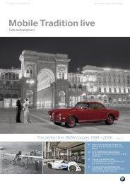 Mobile Tradition live - BMW Car Club Brasil