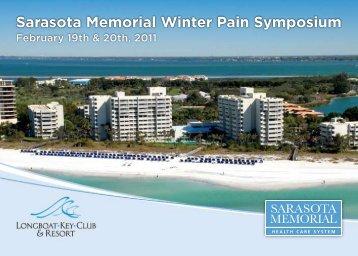 Sarasota Memorial Winter Pain Symposium - Florida Academy of ...