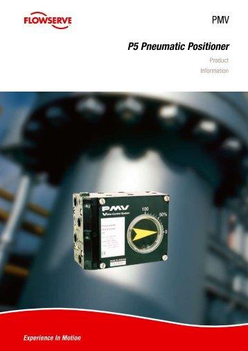 P5 Brochure EN - PMV Positioners