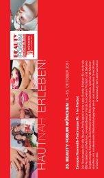 16. oktober 2011 - Beauty forum