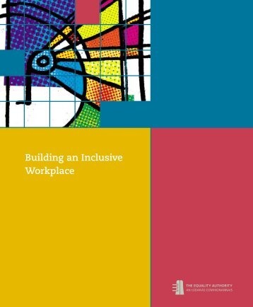 Building an Inclusive Workplace - Equality Authority