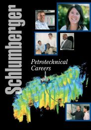 Petrotechnical Careers