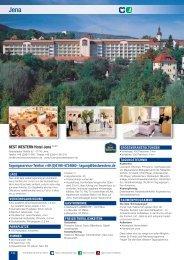 Teil 3 (Jena - Nürtingen) laden - Best Western Hotels Deutschland