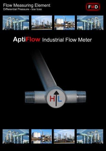 Datasheet Flow Meter Aptiflow