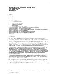 (Final Committee Draft) Date: 2007-12-05 ISO/WD 26324 ... - DOIs