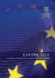 Europe 2020 - European Commission - Europa