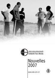 Nouvelles 2007