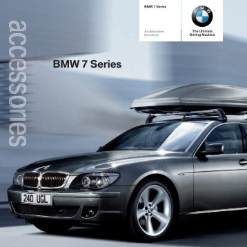 BMW 7 Series - HR Owen