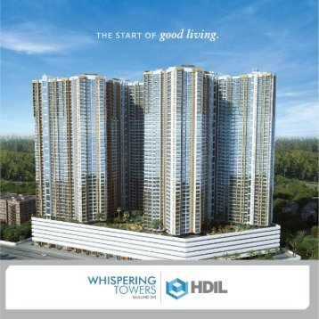 Whispering Towers Mulund