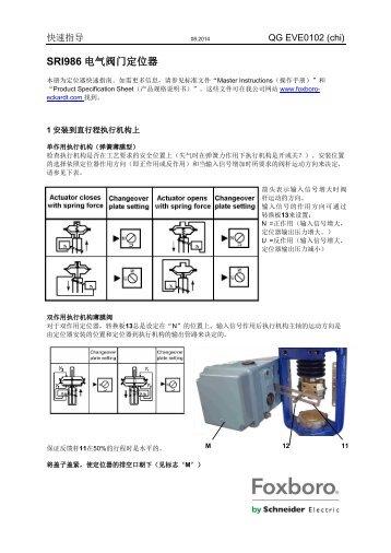 Foxboro 11gm Instruction Manual