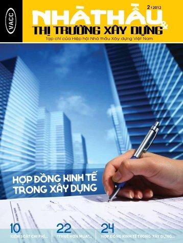HợP đồng KInH Tế TrOng xây dựng... - Hiệp hội Nhà thầu Xây dựng ...