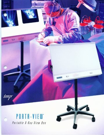 Product Brochure - Innovative Medical Products