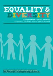 Equality and Diversity - Building a Culture of ... - Equality Authority
