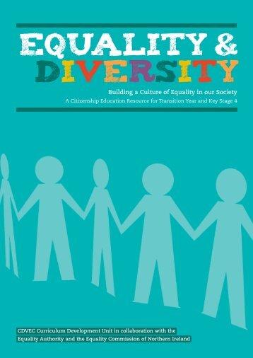 University equality and diversity strategy