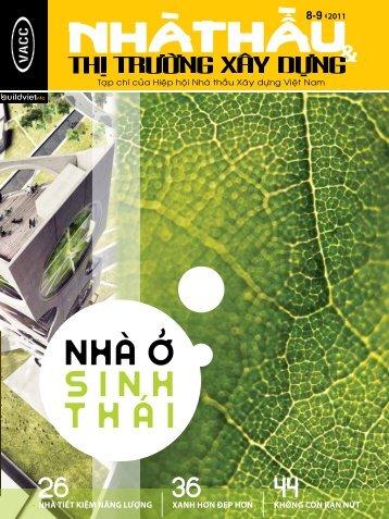 NHµ ë SINH TH¸I - Hiệp hội Nhà thầu Xây dựng Việt Nam