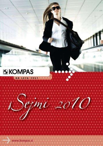 Oddelek Sejmi - Kompas